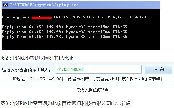 隐藏网站真实IP地址