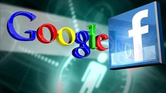 Google和Facebook